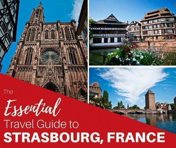We share the best things to do in Strasbourg, France in the Alsace region on a weekend escape, including the top Strasbourg points of interest, hotels, restaurants, and best day trips from Strasbourg along the Alsace Wine Route.