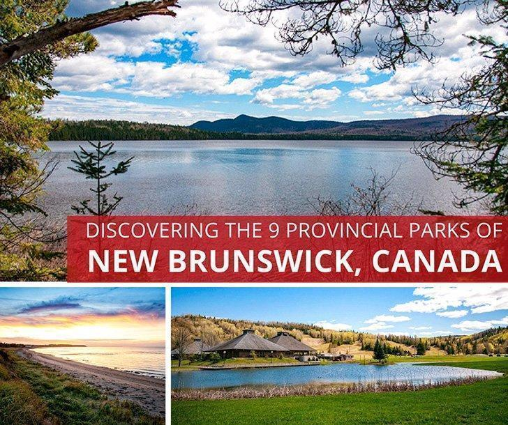 If you're thinking of camping in New Brunswick, don't overlook our beautiful Provincial Parks. We share highlights from the 9 New Brunswick Provincial Parks with campgrounds for your next camping adventure.