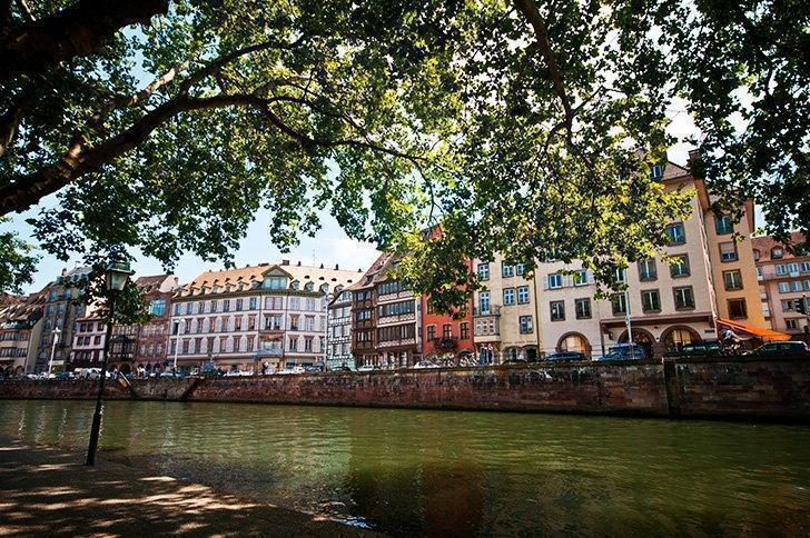 Strasbourg boat tour