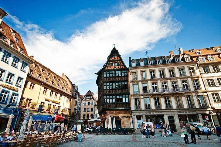 things to do in Strasbourg - Kammerzell House