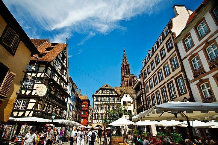 What to do in Strasbourg France