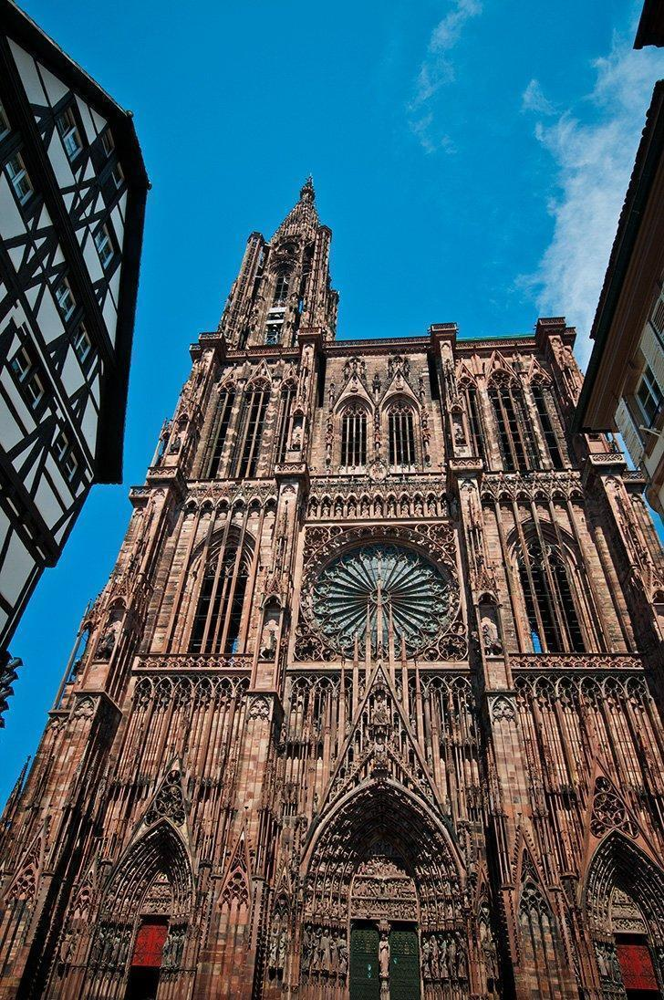 what to see in Strasbourg