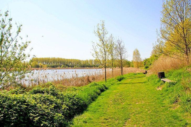 Het Vinne Provincial Domaine, Flemish Brabant, Belgium