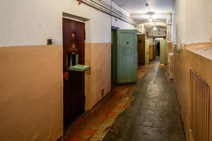 The basement of the KGB Museum is the stuff of nightmares.