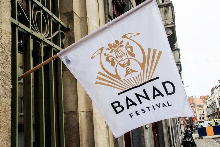 Visit Brussels Art Nouveau and Art Deco buildings during the BANAD Festival.