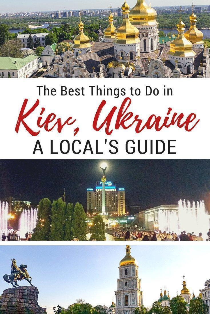 Our guest contributor, Val, shares a city reborn, with the best things to do in Kiev, Ukraine, 25 years after he first lived there. You'll discover a vibrant city full of culture, history, and great restaurants.