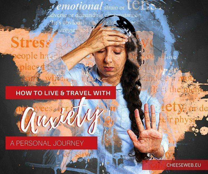 In this article, I'm sharing my personal journey with anxiety and panic disorder as well as some practical advice on how to live and travel with anxiety if you or someone you love is diagnosed with this mental illness.