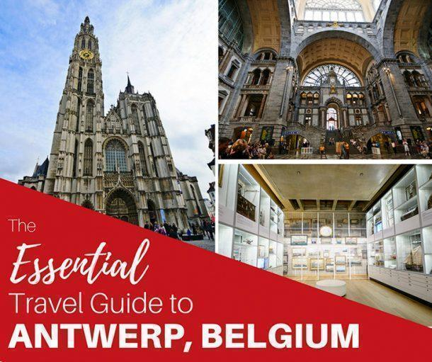 We share our itinerary for the best things to do in Antwerp Belgium including the best hotels in Antwerp, great Antwerp restaurants, the top tourist attractions, and even where to buy the best Belgian chocolate in Antwerp. Don't visit Antwerp with reading this travel guide!