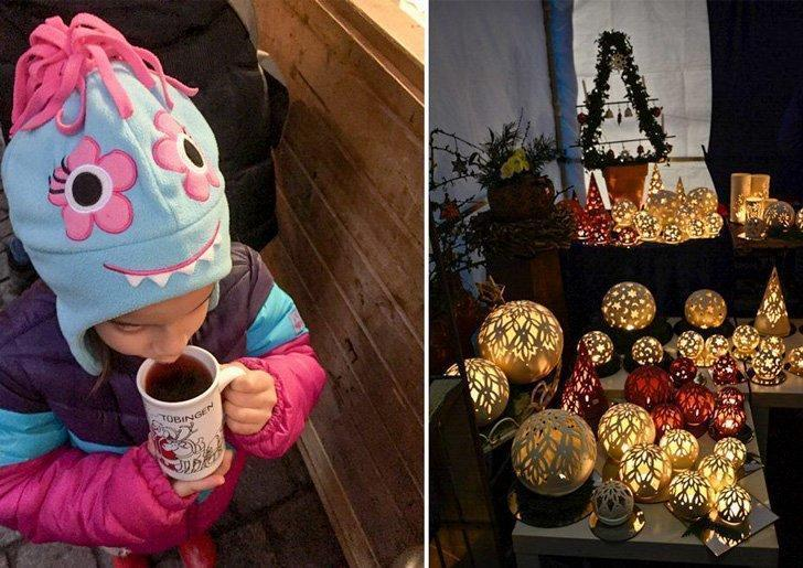 Tübingen Christmas Market is fun for the whole family