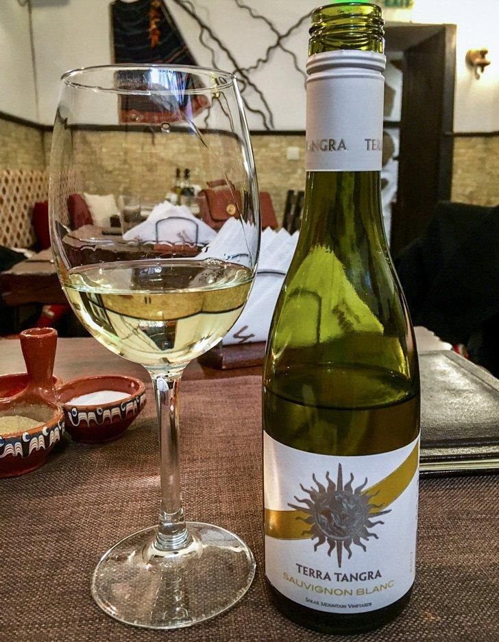 Be sure to try Bulgarian Wine at a restaurant or do a wine tasting in Sofia.