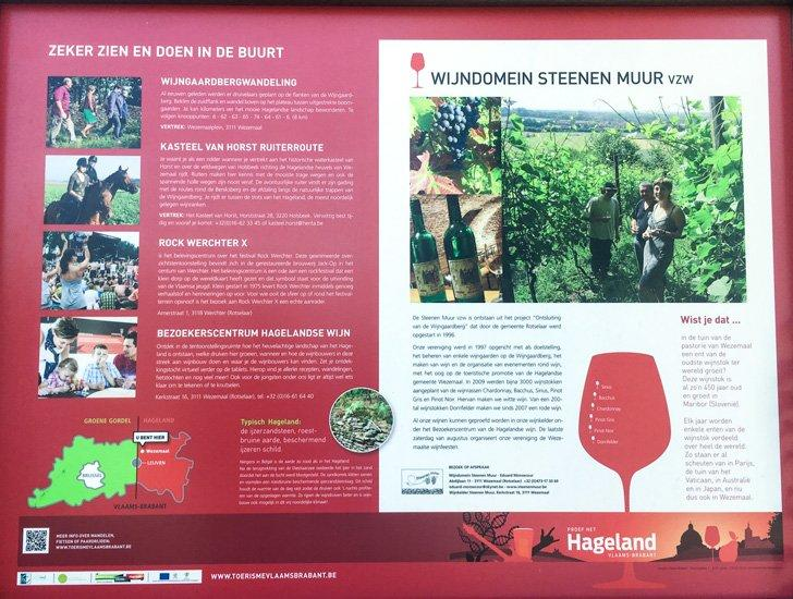 Learn more about the Hageland wine region in Belgium.