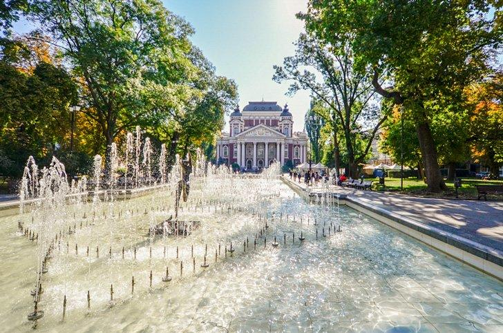 Sofia Bulgaria tourist attractions