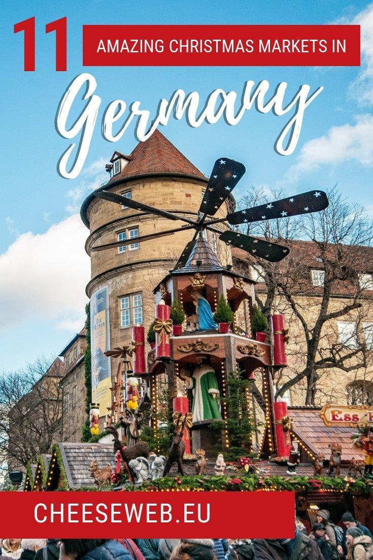Our top picks for the best Christmas Markets in Germany and all our tips to make the most of the festive German Christmas holiday season.