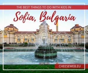Want a great place to travel in Europe with the kids that's still off the beaten tourist path? Sofia, Bulgaria has a rich history, delicious food, and there are plenty of fun things to do in Bulgaria with kids. Learn where to eat and stay in Sofia and why you should visit this Eastern European gem.