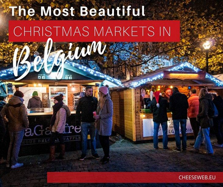 The Best Christmas Markets in Belgium