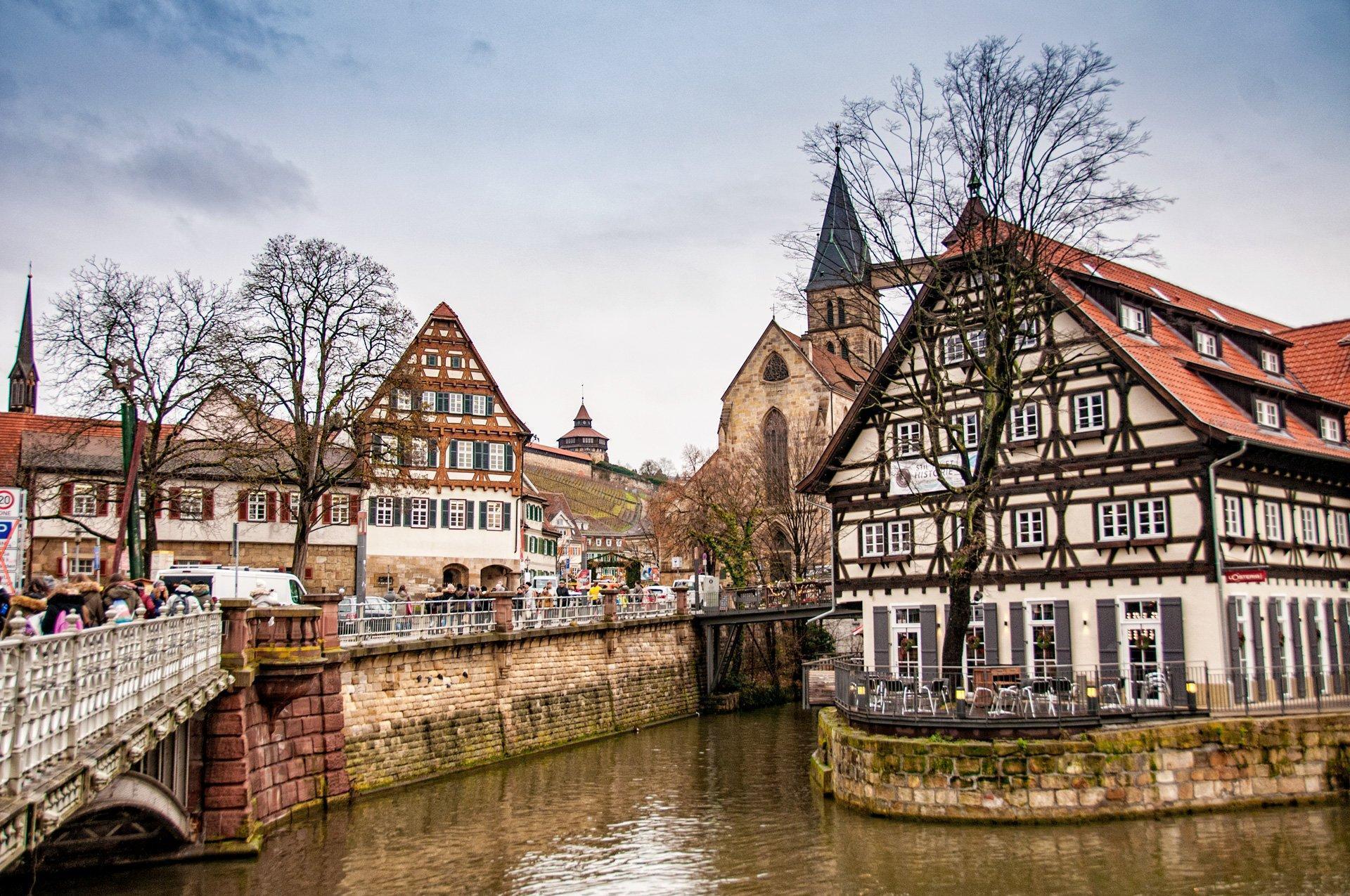 Slow Travel In Baden-Württemberg, Germany