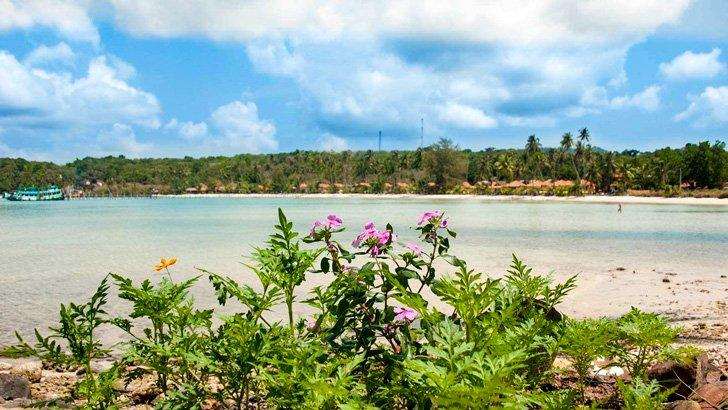 There is plenty of luxury accommodation on Koh Kood island
