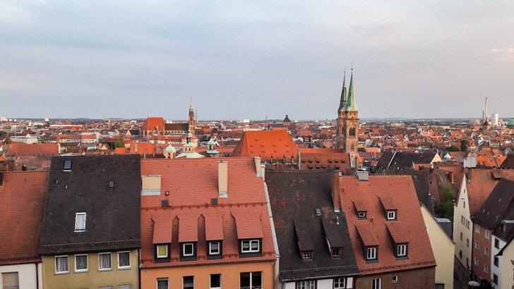If you're visiting Germany don't miss the city of Nürnberg in Bavaria