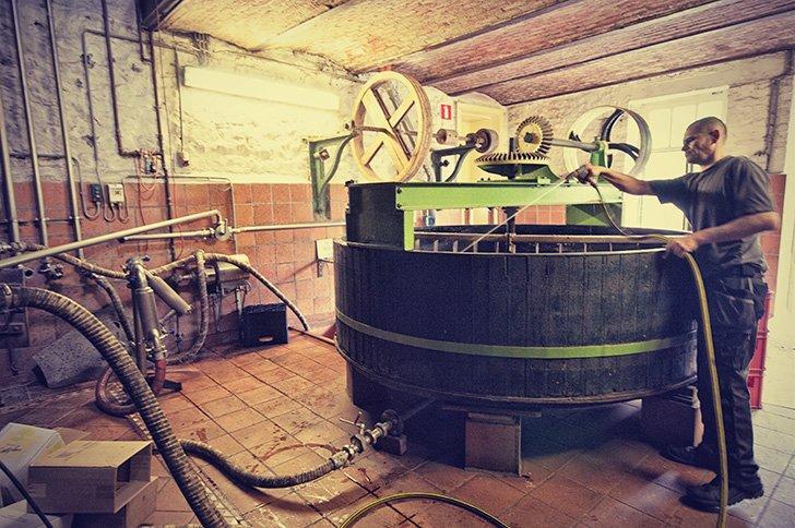 Caricole is an organic Belgian Brewery near Dinant.