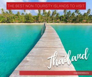 Dreaming of an island escape in Thailand that doesn't include loads of other tourists? Koh Phayam and Koh Kood are two of the best islands in Thailand most tourists don't visit. Judith shares accommodations, restaurants, and things to do on these and more of the best Thai islands to visit.