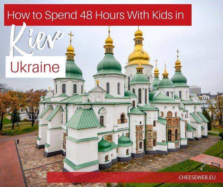 Kiev, Ukraine is brimming with culture and history and makes a great budget family-travel destination. We share a weekends worth of best things to do in Kiev, Ukraine with kids, plus where to stay in Kiev and the city's best restaurants.
