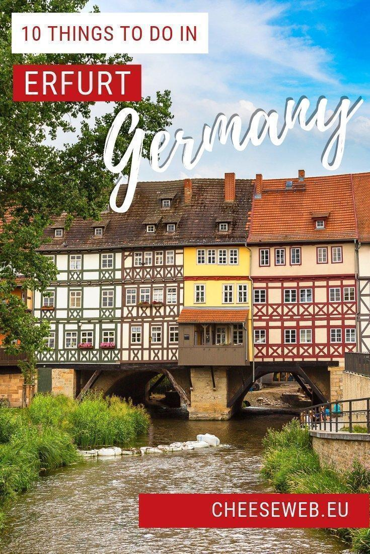 While many regions of Germany are popular stops on the tourist trail, visitors often overlook Thuringia. Local expert, Annemarie, shares why itscapital city, Erfurt, is perfect for slow travellers and needs to be on your Germany bucket list.
