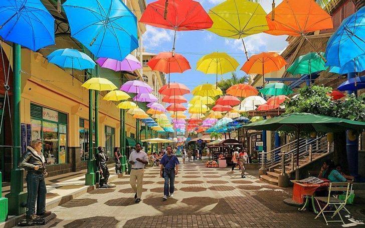 Don't miss Mauritius' capital city, Port Louis.