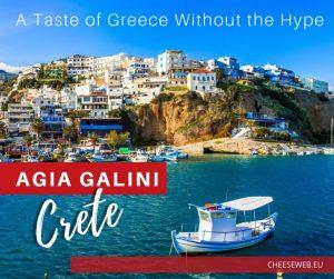 For a Greek island escape you won't have to share with loads of other tourists, head to the charming village of Agia Galini, Crete. Greece expert, Violeta, shares the best things to do on Crete within easy reach of the sandy beaches and narrow streets of this beautiful village in Greece.