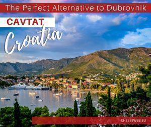 If you're dreaming of an authentic holiday in Croatia but want to avoid Dubrovnik's crowds of tourists, plan your stay in Cavtat. This pretty coastal town has everything you need for a relaxing holiday while it's only a 30-minute trip from Cavtat to Dubrovnik.