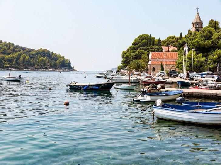 Pretty Cavtat is the perfect alternative to Dubrovnik, Croatia
