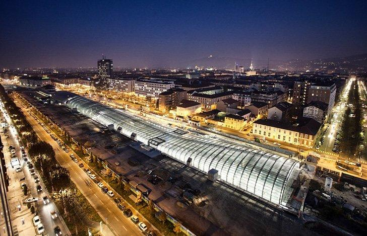 how to get to Turin, Italy