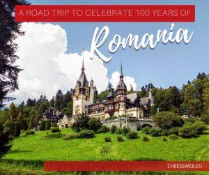 Romania is celebrating its hundredth birthday and there is no better time to visit this unique European country. Val shares a Romanian road trip itinerary through Iaşi, Moldova, Brasov, Transylvania, and the modern capital, Bucharest, with plenty to do, see and eat along the way.