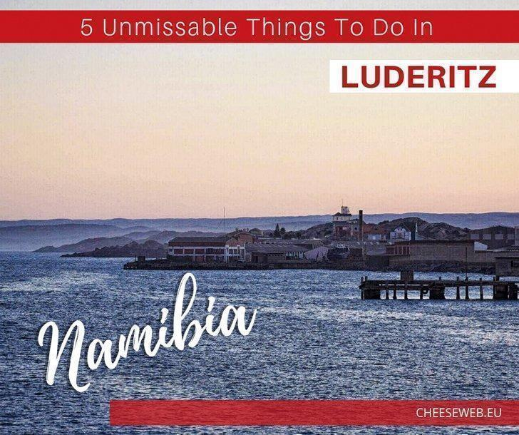A Bavarian-style city may not be what you expect to find in the southern part of Africa, but Luderitz, Namibia has plenty of surprises. Claudia shares five of the best things to do in this unique African destination.