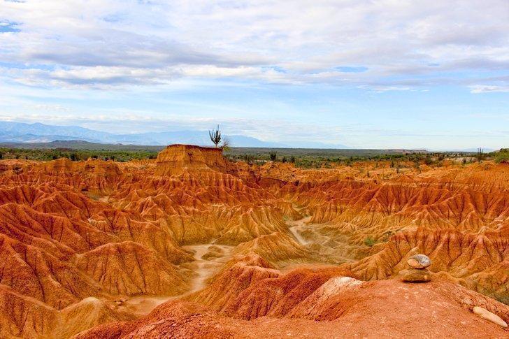 Tatacoa desert colombia attractions