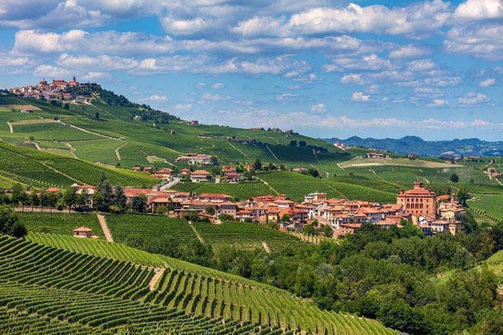 Barolo Piedmont italy wine region
