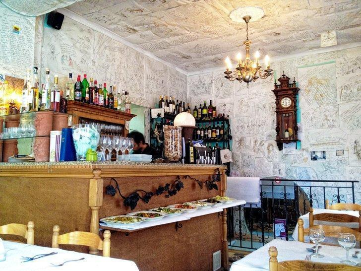 Sale Pepe Rosmarino is one of the best Italian restaurants in Brussels serving authentic cuisine.
