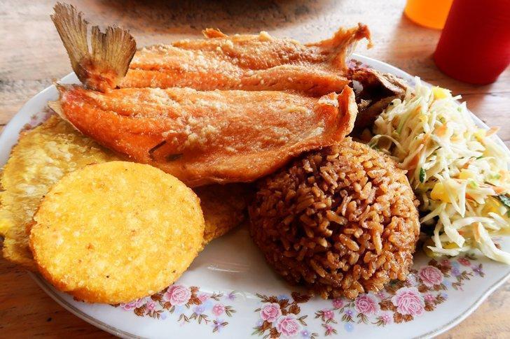 best restaurant in jardin Colombia
