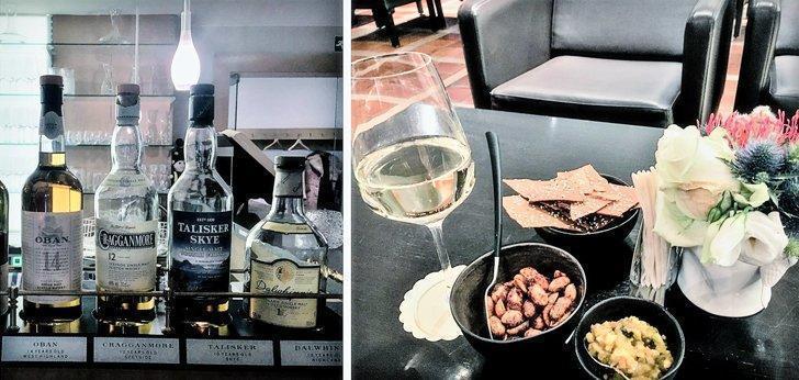 Enjoy cocktails and tasty snacks at De Watermolen's Bar, in Kasterlee, Belgium
