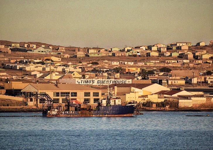 Luderitz Namibia Acoomodations
