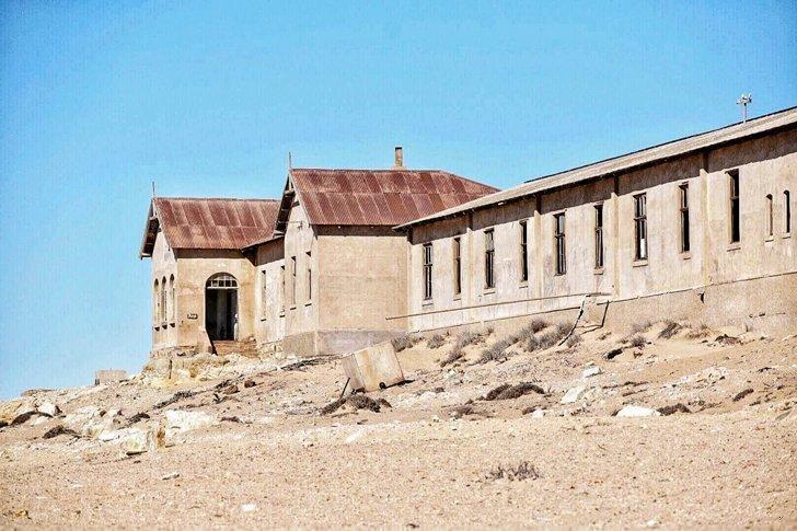 luderitz to Kolmanskop
