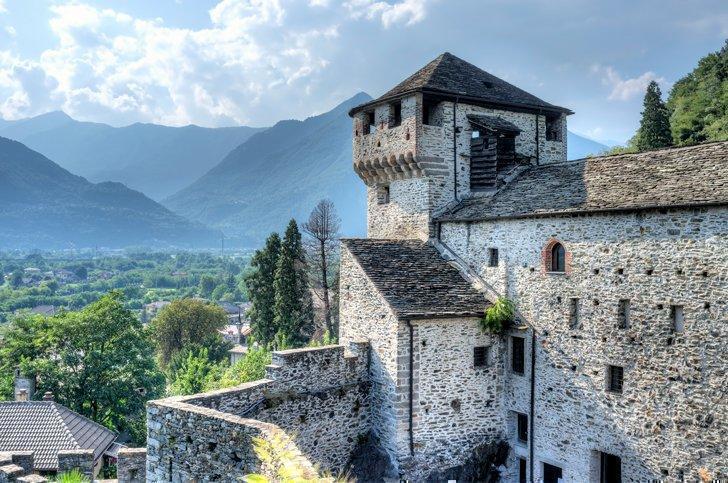 Piedmont points of interest vogogna