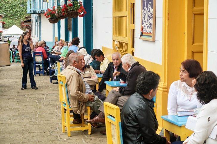 restaurants in Jardin Colombia