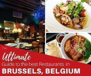 If you are looking for the best restaurants in Brussels, Belgium, look no farther. We've rounded up our top picks from 15 years of dining in Brussels to bring you those with staying power. Don't read while hungry!