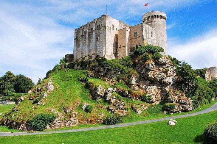 Chateau de Falaise Castles of Normandy