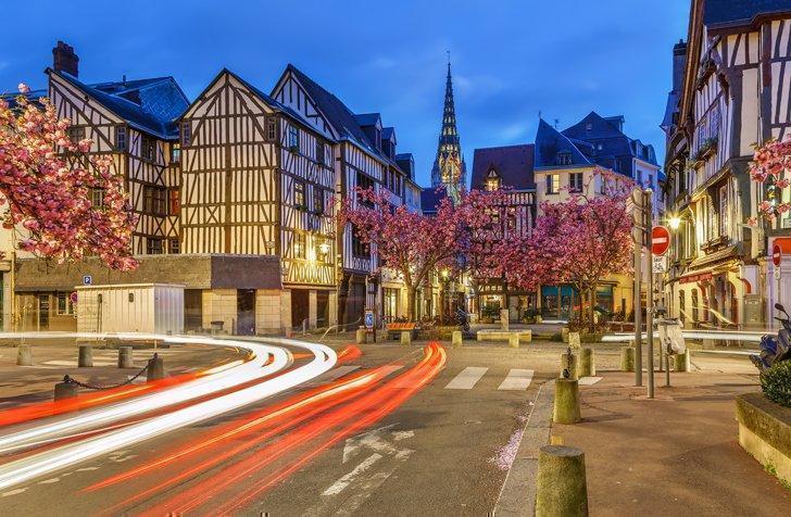 Best Hotels in Rouen France
