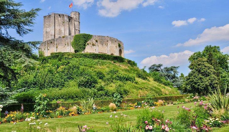 chateau Gisors castle normandy