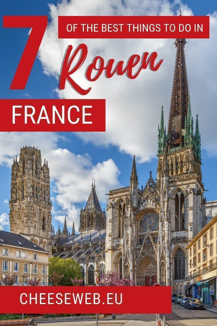 Rouen, the capital city of Normandy, France, is often overlooked as a tourist destination. However, Catherine shares the best things to do in Rouen and why it's one of the top cities in Northern France for slow travellers.
