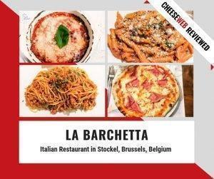 If you're looking for a family-friendly Italian restaurant in Brussels, Belgium, consider La Barchetta. Monika reviews the pizza and classic Italian dishes at this popular family restaurant in Stockel.