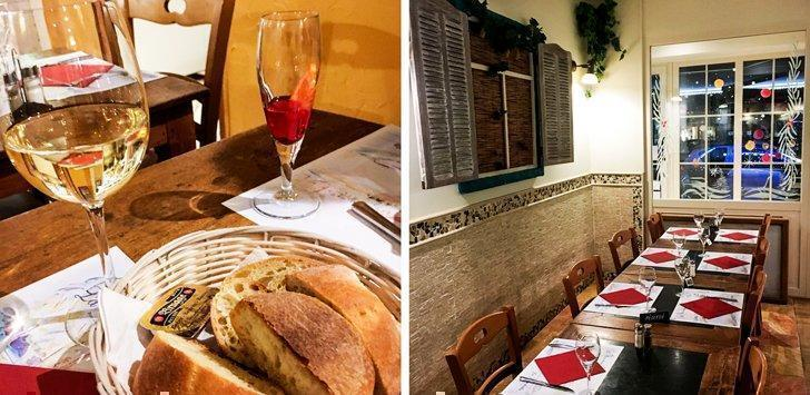 A Family-Friendly Welcome at La Barchetta restaurant in Brussels, Belgium