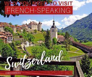 Guest contributor Anna shares her insider tips on the best things to do in Switzerland's French half including Geneva, Lausanne, and some of the prettiest mountain towns you could hope to find.